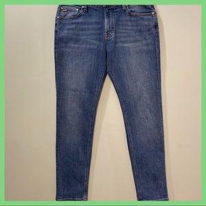 Michael Kors Parker Slim Fit Jeans 34/32